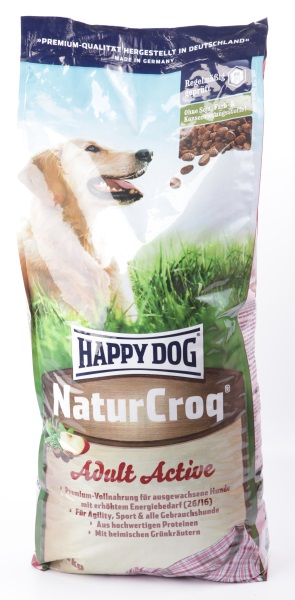 Happy Dog NaturCroq Active для Собак